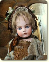14 inch A11T French AT Doll