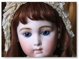 23 inch Jumeau Triste with antique eyes